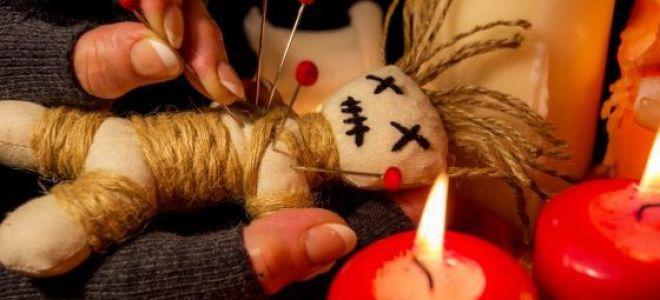Кукла вуду своими руками в домашних 53