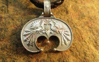 Магические свойства славянского оберега Лунница и его значение для женщины