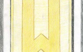 Описание и значение руны Эваз (ehwaz) в прямом и перевернутом положении