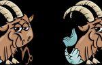Совместимость козерогов — причины конфликтов
