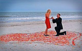 Значение по соннику: предложение выйти замуж