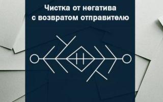 Основные виды рунических ставов и их формулы