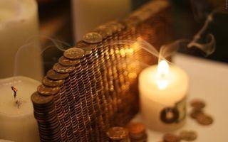 Денежные ритуалы на привлечение богатства, очень мощные