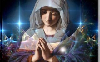 Материнская молитва за свое чадо — как правильно читать