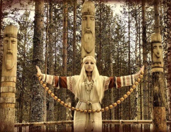 старославянские обычаи