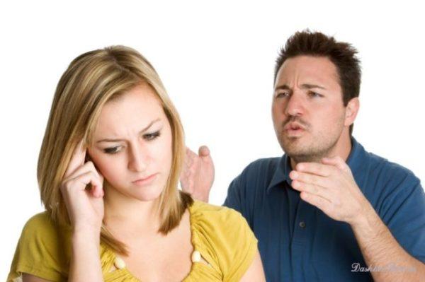 приворот на злого мужа