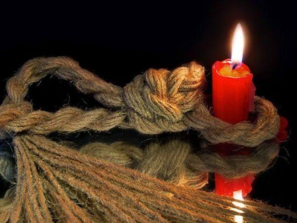 узелок для ритуала