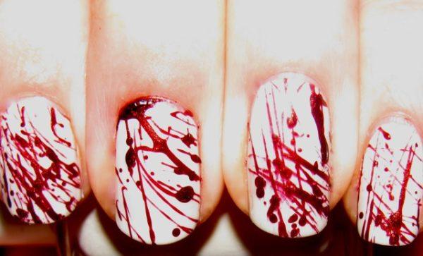 ногти и кровь для магии
