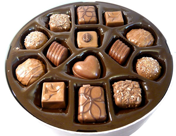 обряд с конфетами