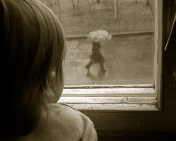 прохожий из окна