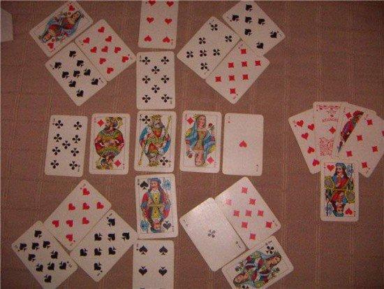 расклад из 36 карт