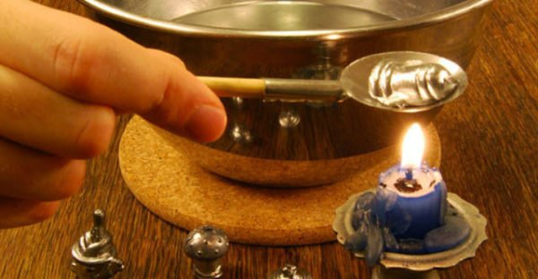 Гадаем на свечах и воде, толкование фигур - выполняем ритуал дома
