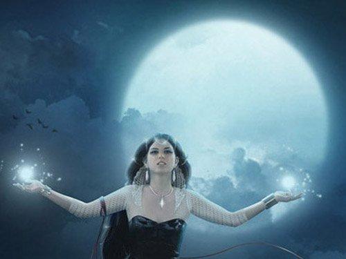 лунный свет и заговоры