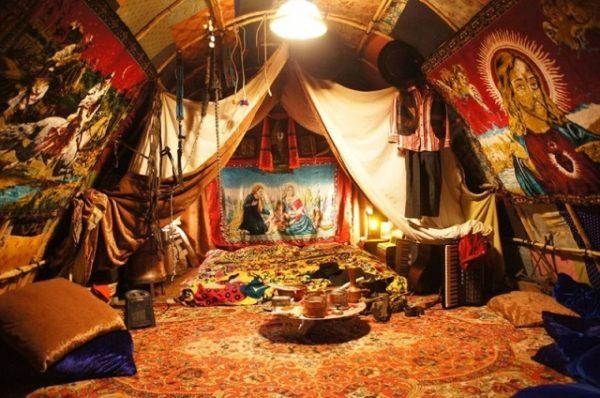 дом магии