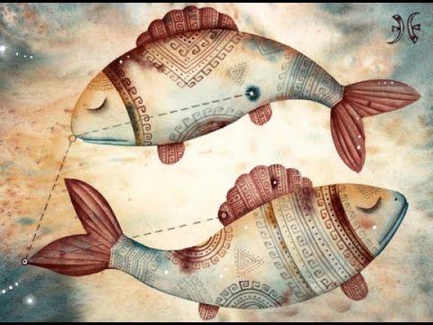 с помощью рыбы