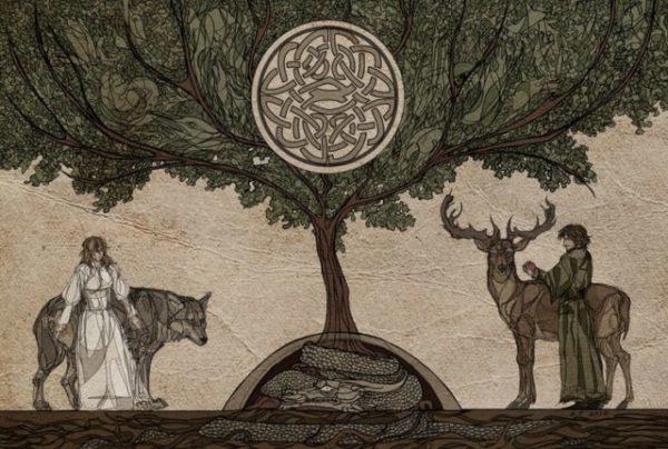 Дерево имиш