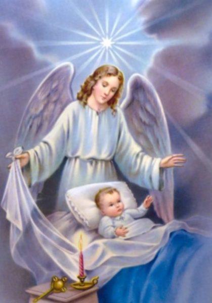 Магическое послание Ангела-Хранителя - гадание онлайн