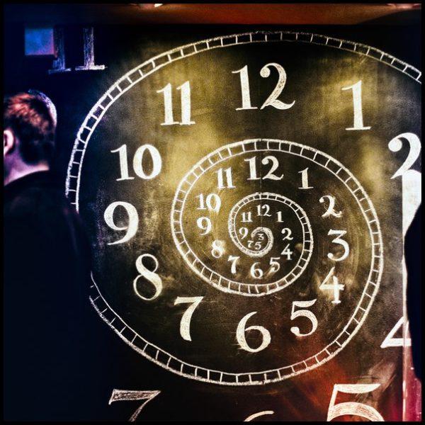 часы бесконечности