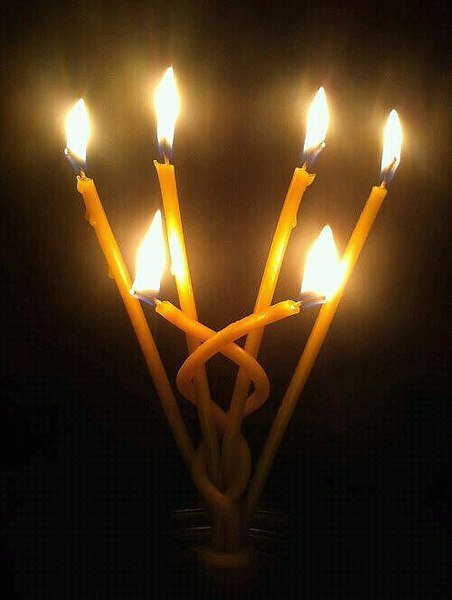 обрядовые свечи