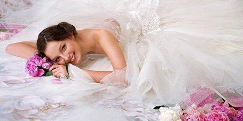 Сонник свадебное платье на себе незамужней девушке
