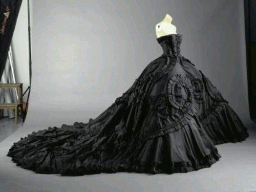 снится черное свадебное платье