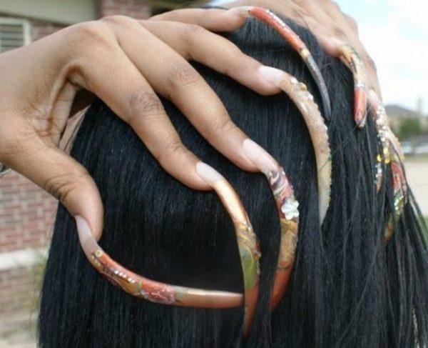 кровь ногти волосы