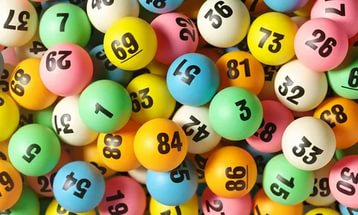 лотерея шарики