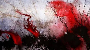 проворот с кровью