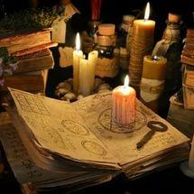 огонь и свечи