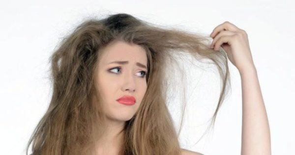 собственные волосы