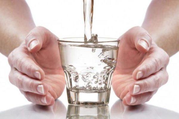 заговор с водой
