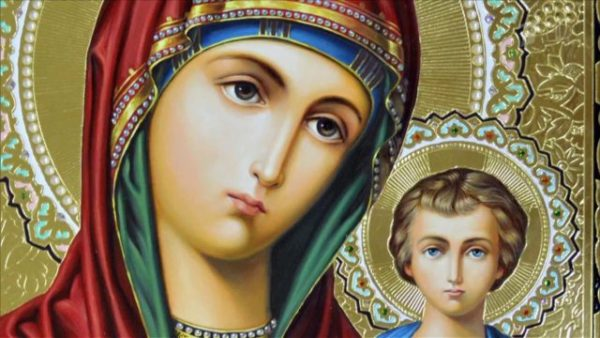 Песнь 7 Божьей Матери