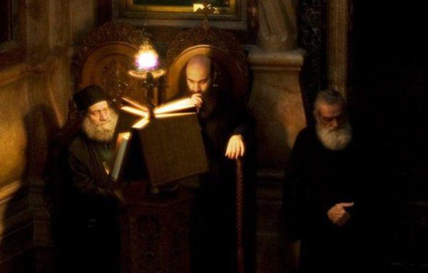 команда молитвенников