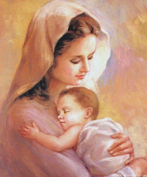 молитва ребенку
