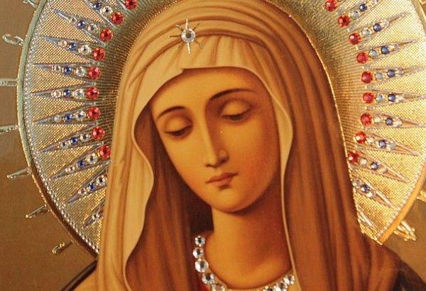 Богородица икона