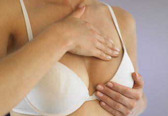 What scratches the right breast: signs and interpretation