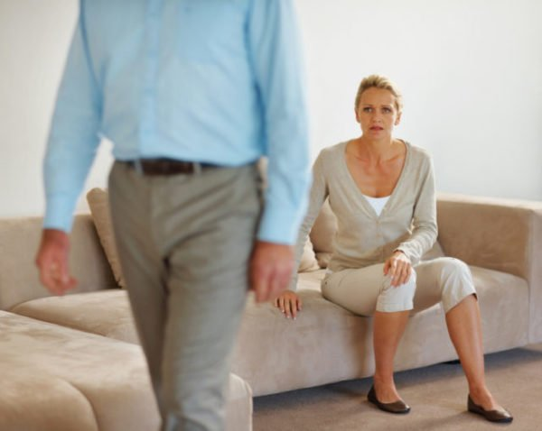 уход мужа из семьи