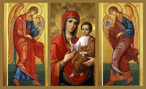 Богородица дева радуйся: полный текст молитвы на русском языке