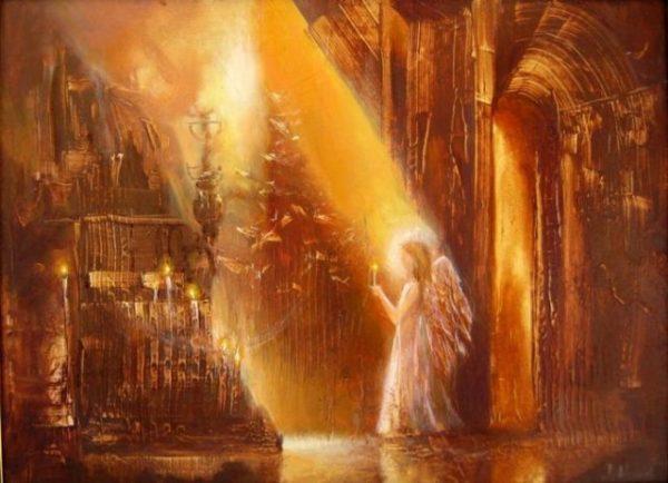 Как защититься от сглаза молитва