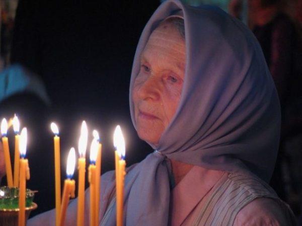 Христианская молитва о матери