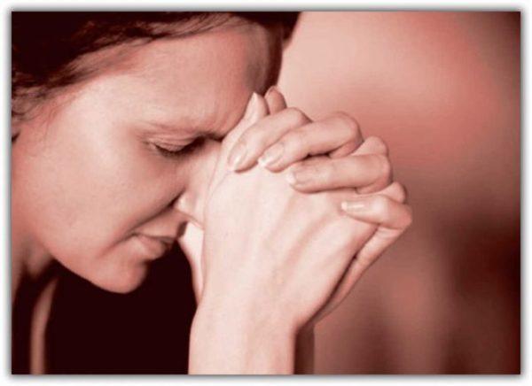 Молитва матери о сыне за рулем