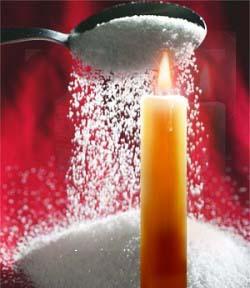 снятие приворота солью
