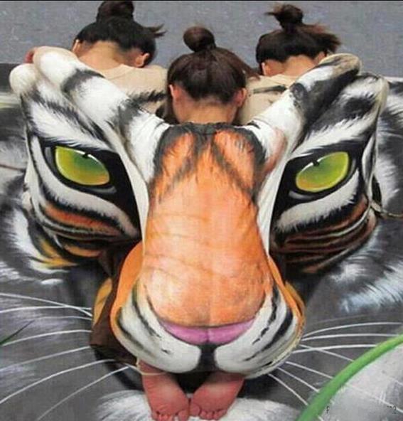 тигр снится женщине