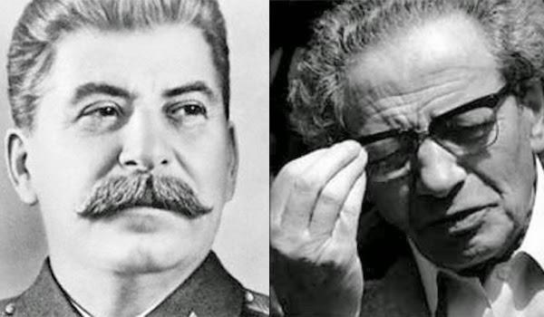 Мессинг и Сталин