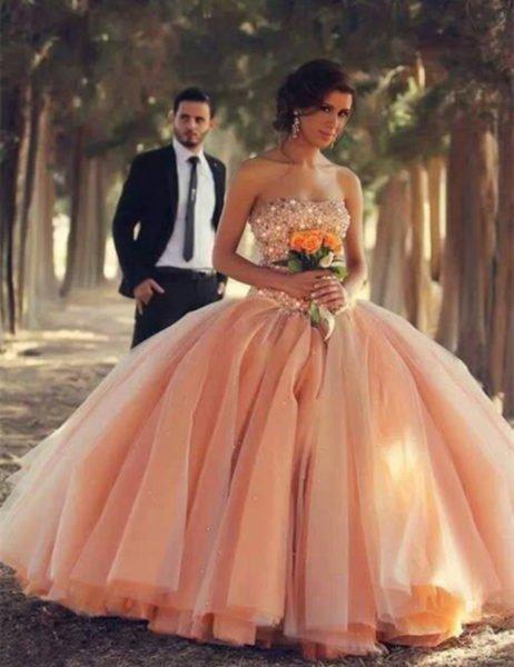 приснилось розовое свадебное платье
