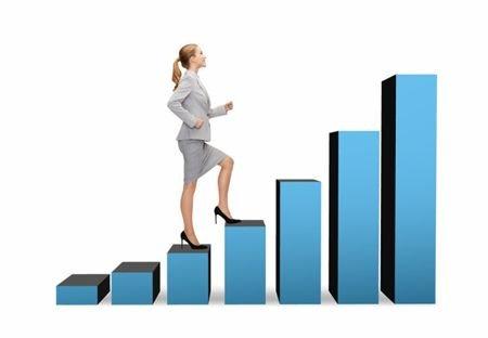 карьерная лестница для женщины