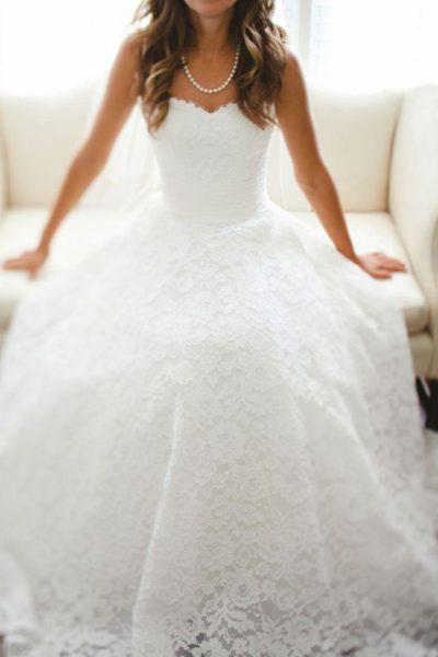 сон о свадьбе в белом платье