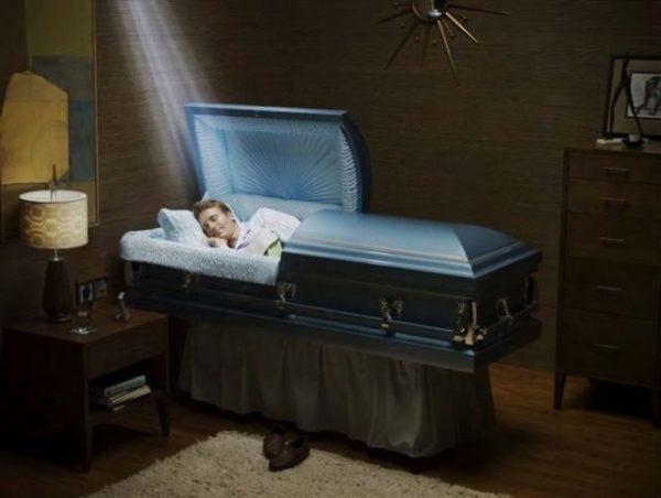 сон с участием покойника