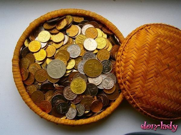 видеть во сне мелкие монеты