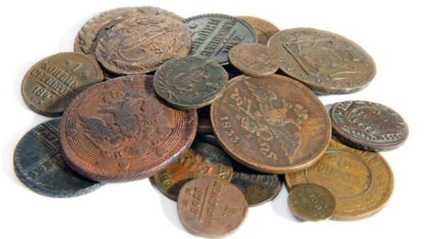 медные монеты о сне